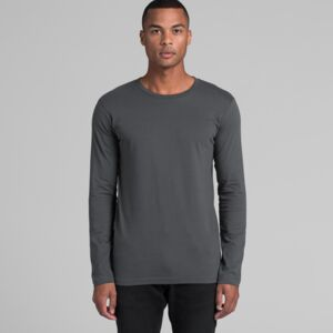 AS Colour | Ink Long Sleeve T-Shirt (Slim Fit) Thumbnail